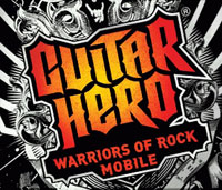 Guitar Hero: Warriors of Rock (mobile)